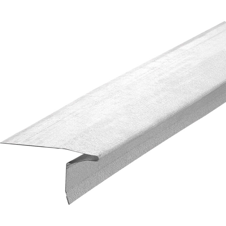NorWesco D Galvanized Steel Roof & Drip Edge Flashing Image 1