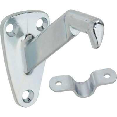 National Zinc Die-Cast with Steel Strap Handrail Bracket