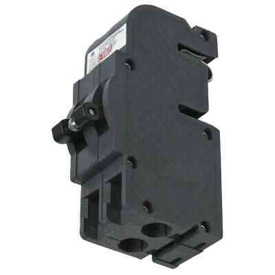 Connecticut Electric 100A Double-Pole Standard Trip Packaged Replacement Circuit Breaker For Zinsco