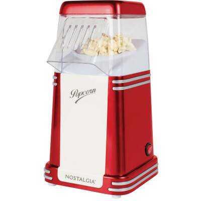 Nostalgia Retro Series 8-Cup Hot Air Popcorn Popper